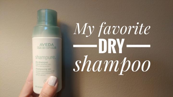 My Favorite DryShampoo