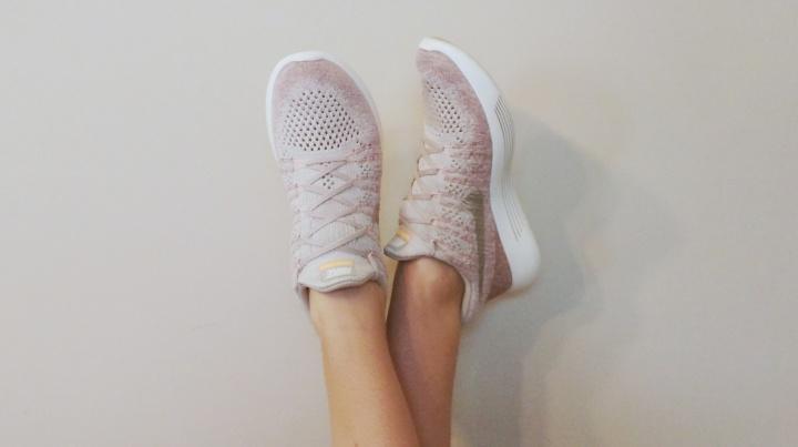 Running on Nike
